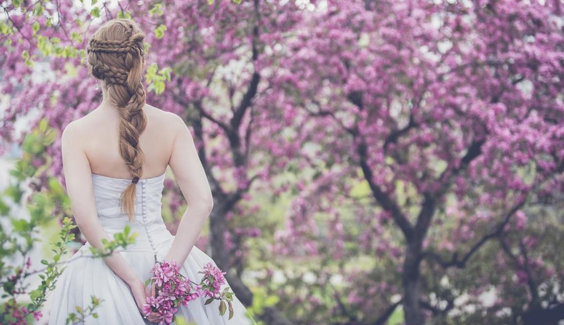 nevěsta a strom